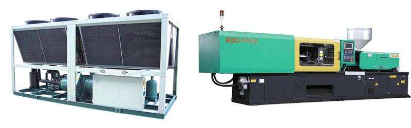 Чиллер для охлаждения станков и экструдеров